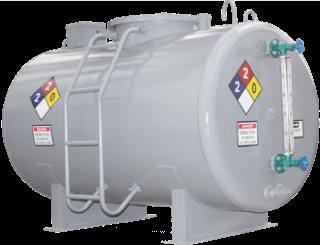 Diesel Fuel Tank Powercity